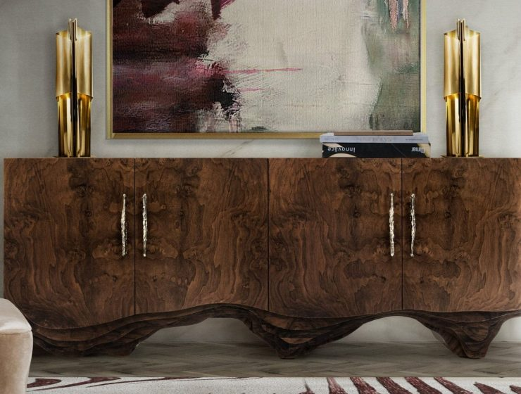 The Huang Sideboard: An Intense Way Of Living
