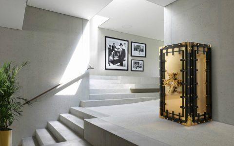 Exclusive Design: Top Luxury Safes by Boca do Lobo