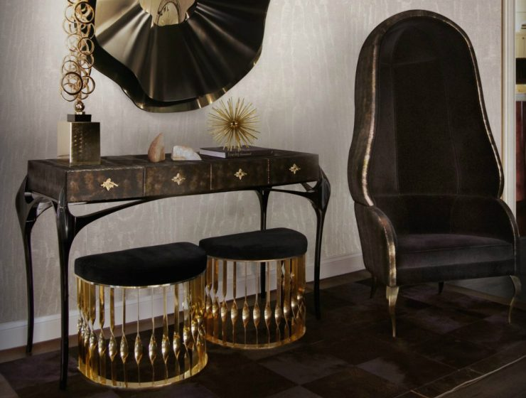 Top Modern Classic Console Tables For Your Living Room (Part II)