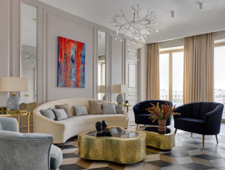 Katerina Lashmanova: The Quintessence of Modern Interior Design