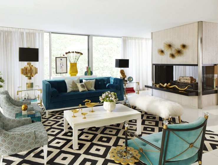 Living Room Projects by Jonathan Adler