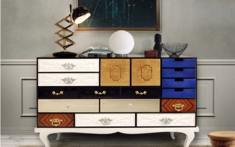 Eclectic Clutter New Vintage: The Sideboards