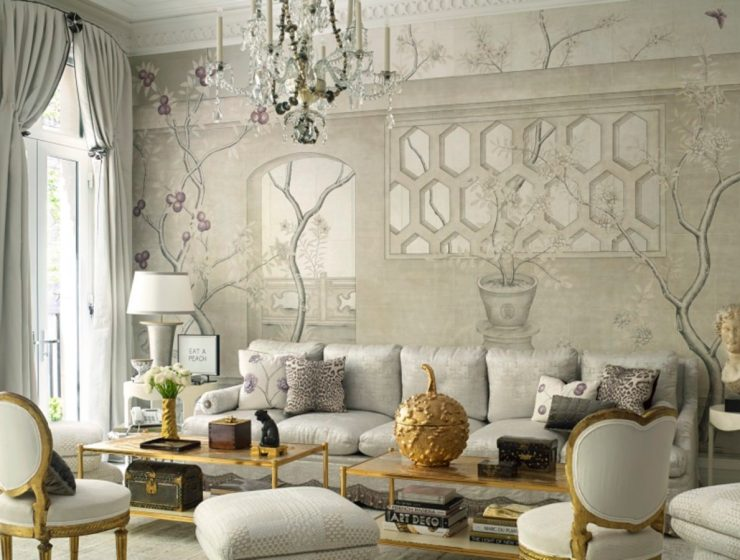Alex Papachristidis: The Art of Bespoke Interior Design
