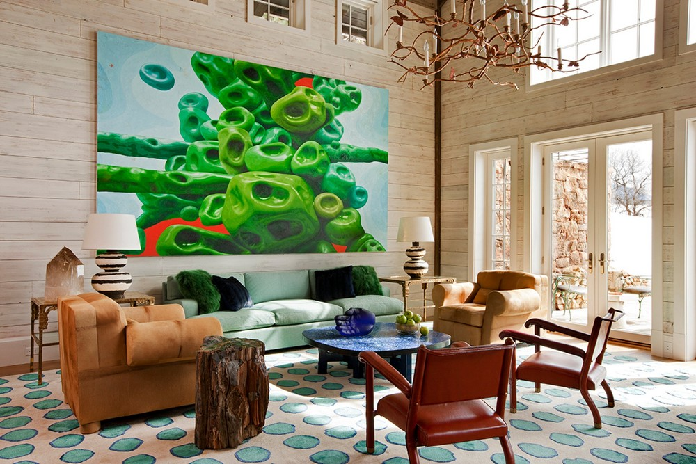 Frank de Biasi: Living Rooms Made of History and Art