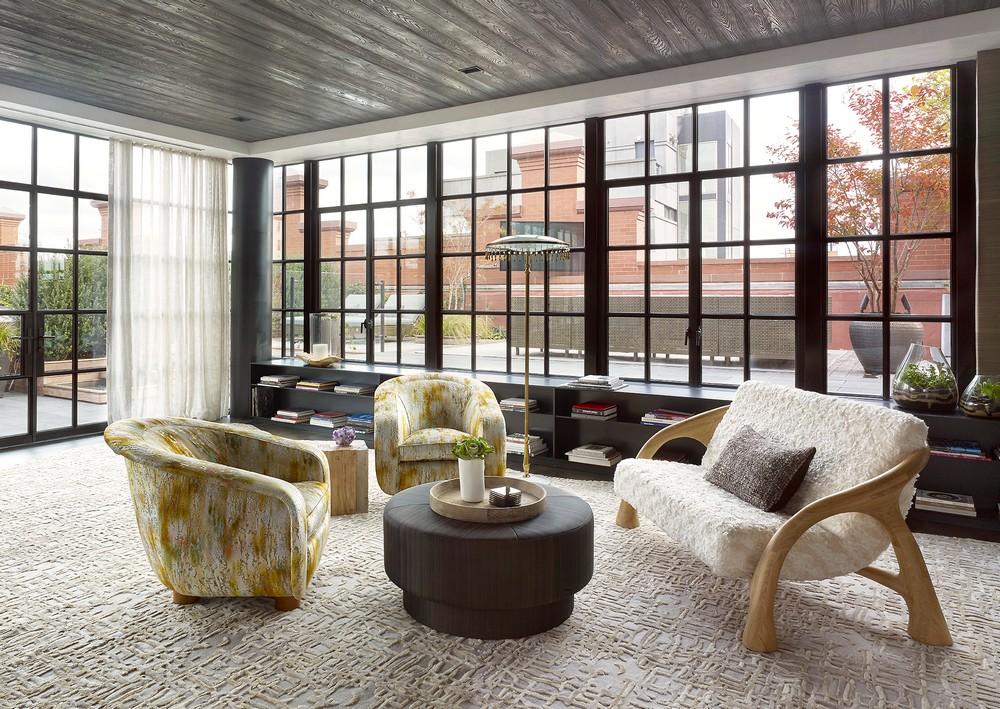 Fox-Nahem Associates: Warm Tones, Exuberant Textures and Bold Details