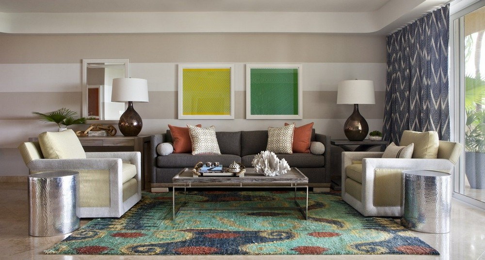 Thom Filicia: Inviting Aesthetics, Amazing Living Rooms