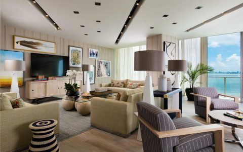 Thom Filicia: Inviting Aesthetics, Amazing Living Rooms