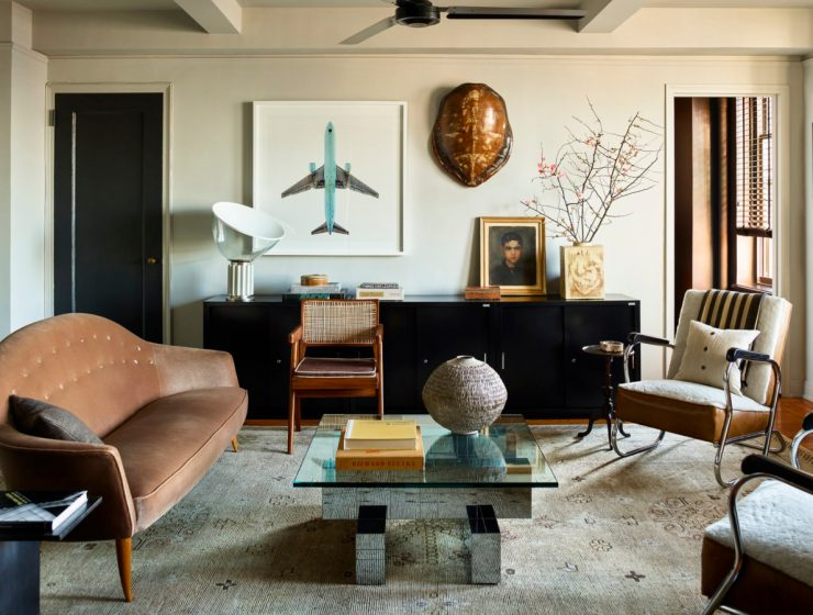 Neal Beckstedt Studio: Modern Decor Schemes For Dazzling Living Rooms