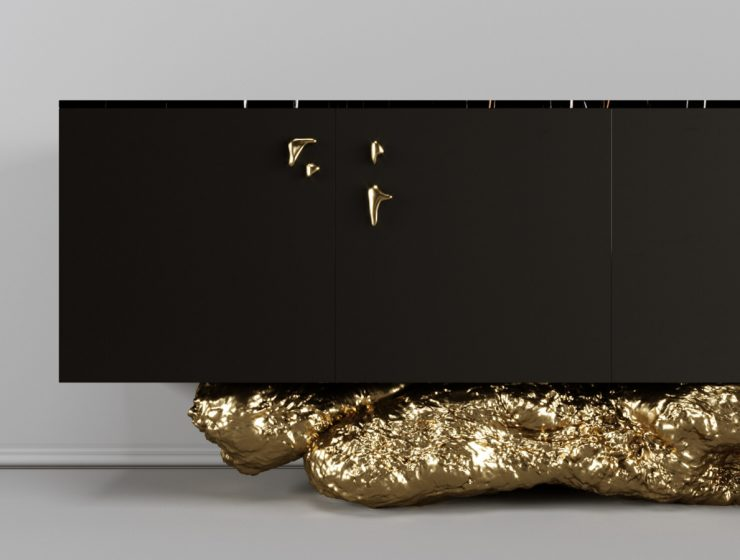 Winter Trends: Modern Sideboards For Modern Living Rooms