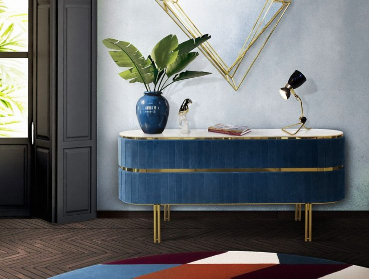 Pantone's Classic Blue: Another 5 Trendy Living Room Ideas