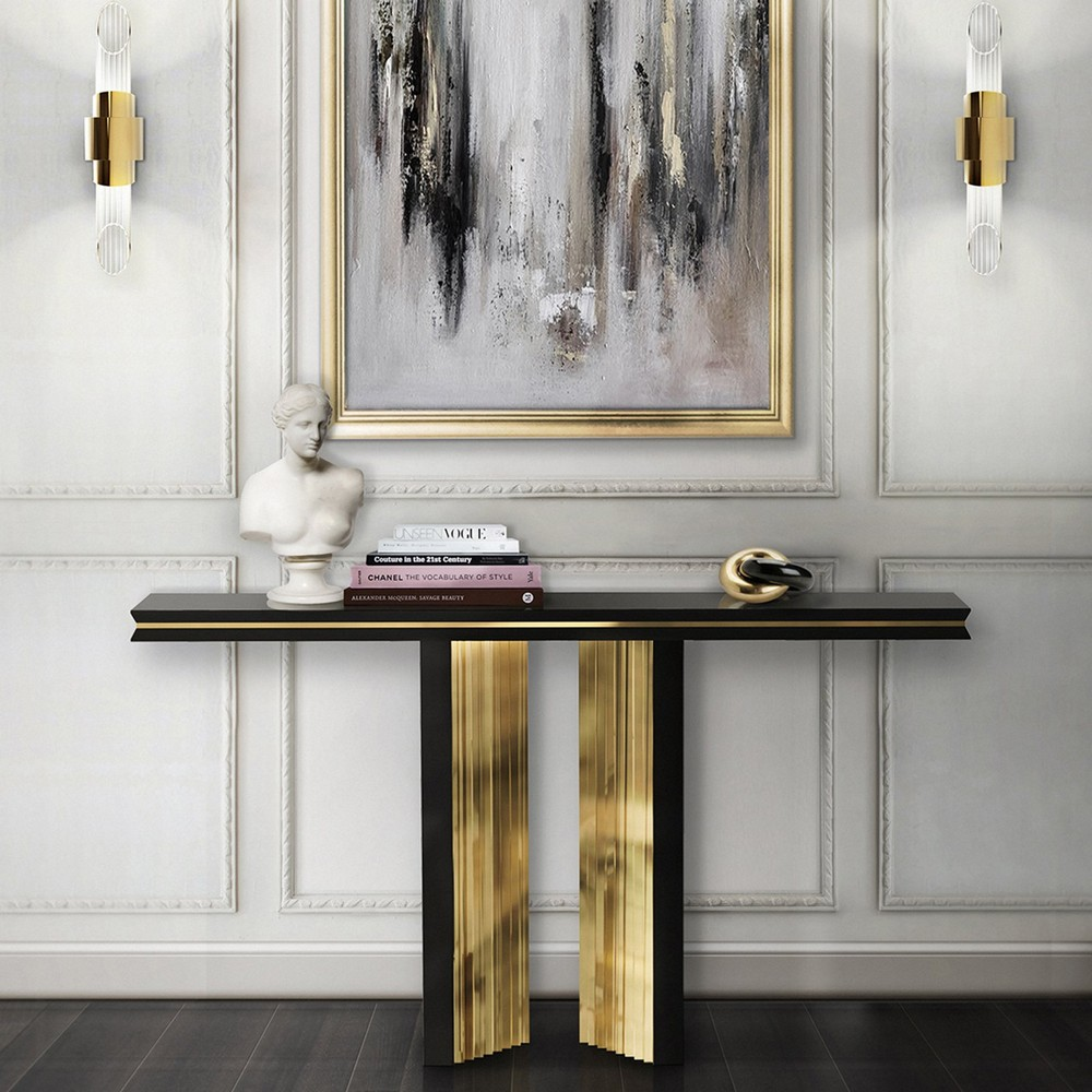 Top Sideboards and Console Tables to Discover at Maison et Objet 2020