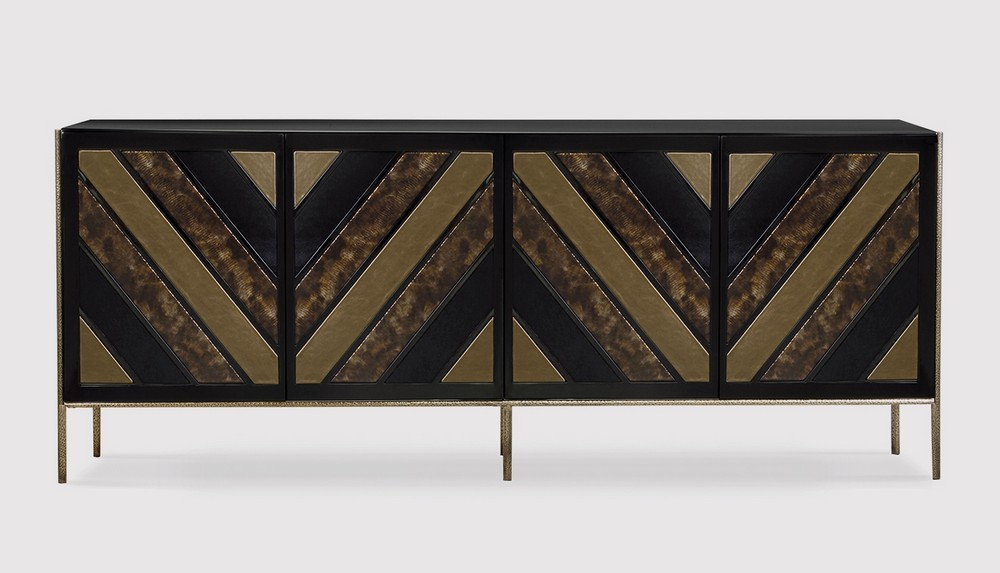 Holographic Avant-Garde: The Sideboards