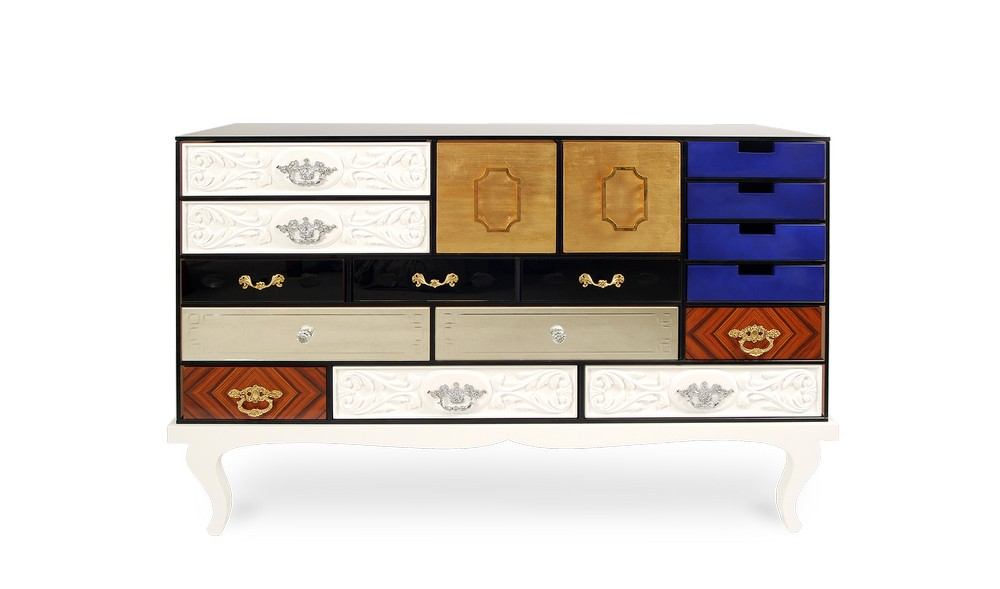 Wonderful Sideboard Ideas by Top French Interior Designers