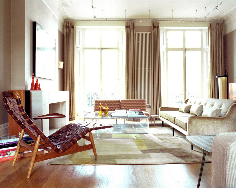 Carden Cunietti: Beautifully Textured Living Rooms