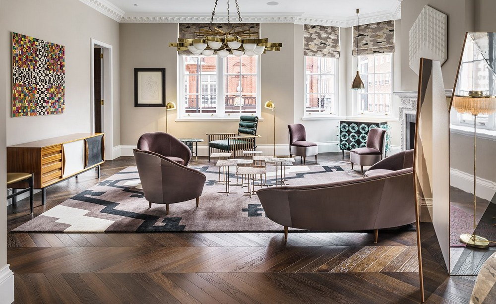 Culture, Art and Contemporary Design: Interiors by Nina Yashar