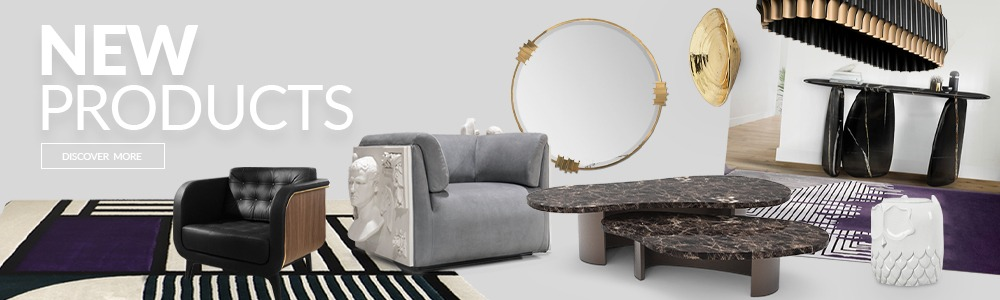 Irresistible Living Room Furniture to Discover at Covet NYC 2.0