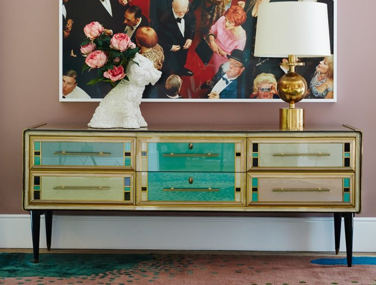 5 Living Room Ideas Where The Sideboard Is Queen